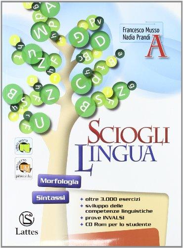 Scioglilingua. Volume A e B-Il mio quaderno INVALSI. Con CD-ROM. Per la Scuola media