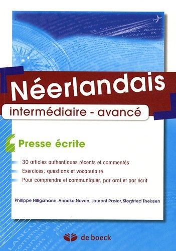 Néerlandais intermédiaire-avancé : Presse écrite