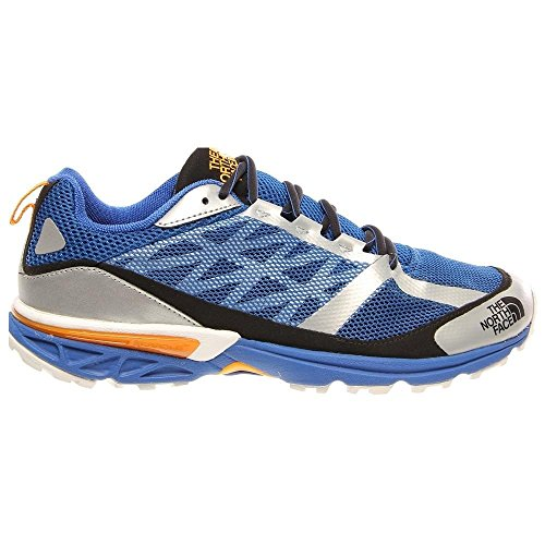 The North Face Men's Single-Track Hayasa Blue/SILVER