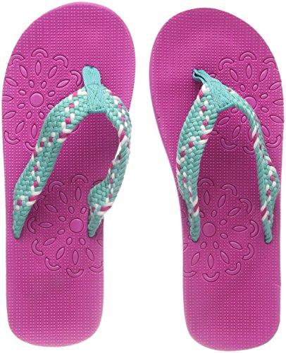 Beck Unisex-Kinder Feeling Aqua Schuhe, Pink 06, 38 EU - Teens Flip-flops