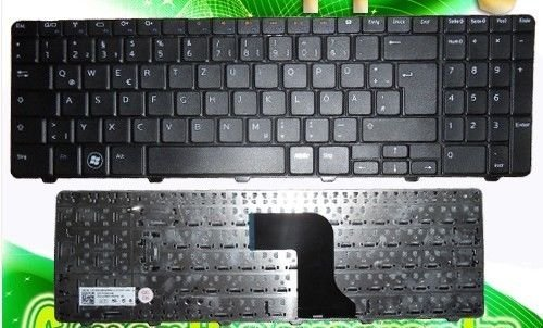 NEW DELL INSPIRON 15R 5010 N5010 M5010 Series Laptop Keyboard  available at amazon for Rs.540