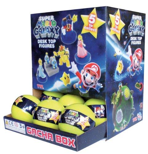 Preisvergleich Produktbild Universal Cards TYE8082 Gacha Nintendo Super Mario Galaxy Figur