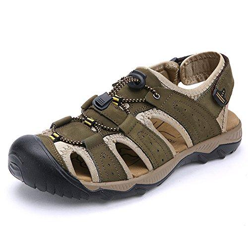 joyousac-roman-style-sports-sandals-mens-beach-sandals-slippery-cowhide-breathable-outdoors-shoes-eu