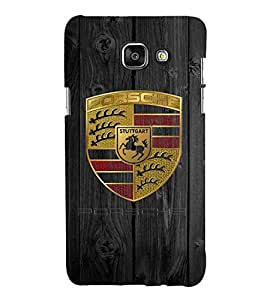 Horse, Black, Magnificent Pattern, Beautiful Pattern, Printed Designer Back Case Cover for Samsung On7 (2016) New Edition For 2017 :: Samsung Galaxy On 5 (2017)