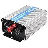 #10: HITSAN 1000W Power Inverter Adapter DC 12V to AC 220V For Household Refrigerator/TV/Camera One Piece
