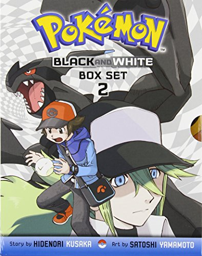 POKEMON BLACK & WHITE GN BOX SET VOL 02