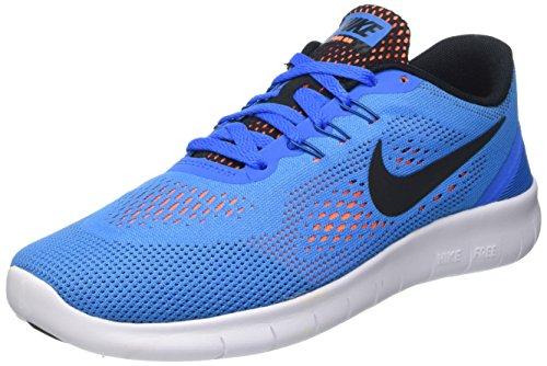 Nike Free Run, Chaussures de Running Compétition Garçon