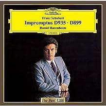 Schubert:Impromptus