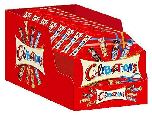 Preisvergleich Produktbild Celebrations Geschenkbox,  8er Pack (8 x 269g)