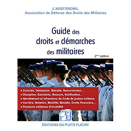 Le nouveau guide des droits et démarches des militaires