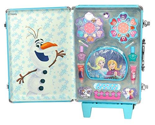 Frozen - Trolley para estar siempre preparada para la aventura (Markwins)