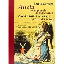 Alicia en el país de las maravillas (Libros del Tesoro)