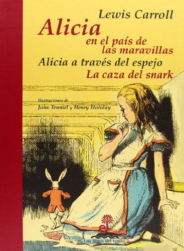 Alicia en el país de las maravillas (Libros del Tesoro) por Lewis Carroll