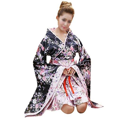 Milya Lolita Kimono Damen japanischen traditionellen formalen tragen Kimono Cosplay Kostüme Damen...