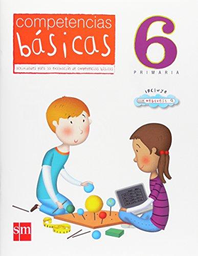 Competencias básicas. 6 Primaria - 9788467540550 por Alfonso Guerra Reboredo