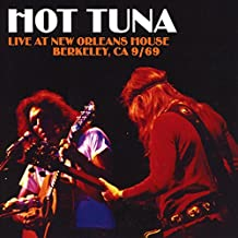 Live at New Orleans House,Berkeley 1969