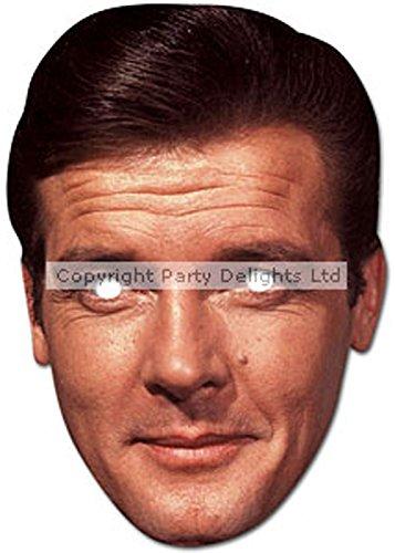 007 Bond Kostüme James (Roger Moore 007 Bond Karte)