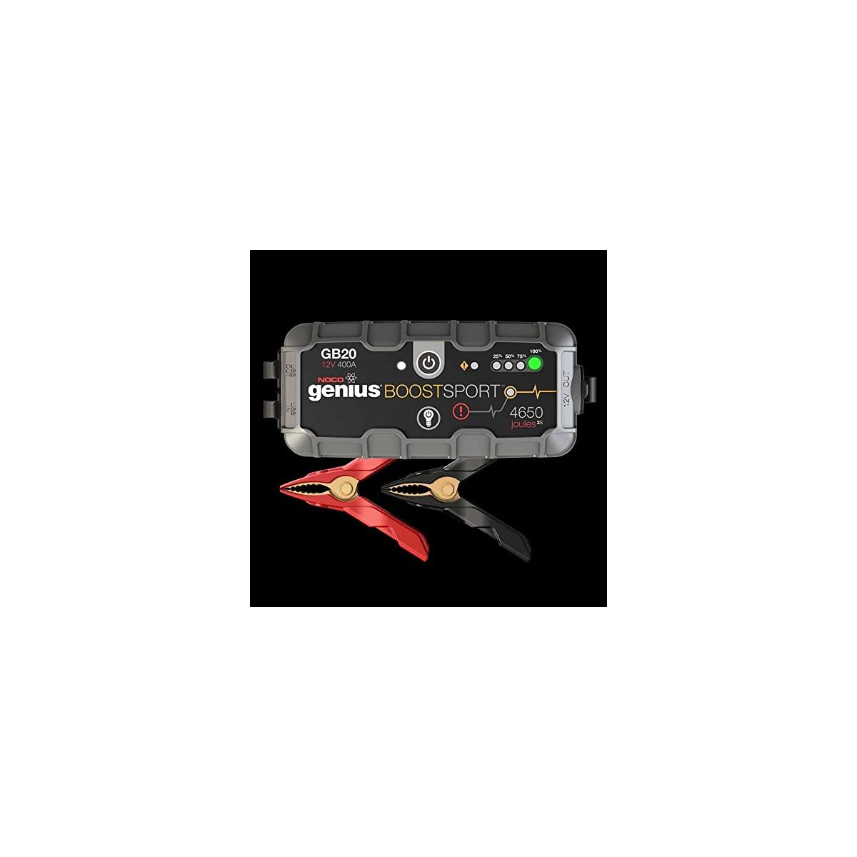 514E%2BHLzcPL. SS1200  - NOCO Booster de batería Ultra Compact Litio 400A