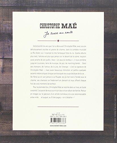 Christophe Maé le livre officiel