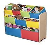 Delta Multi-Color Deluxe Toy Organizer w...