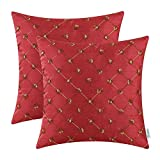 Best Pillowcase Modern Fantasy Sofas - Pack of 2 CaliTime Cushion Covers Throw Pillow Review