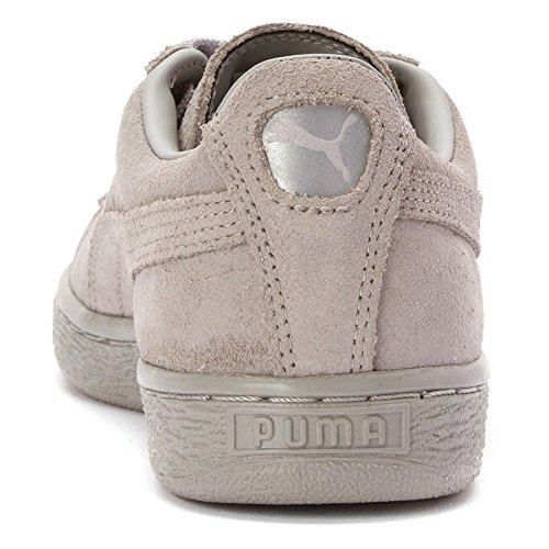 Puma Suede Classic Matt & Shine Cuir Baskets Drizzle-Drizzle