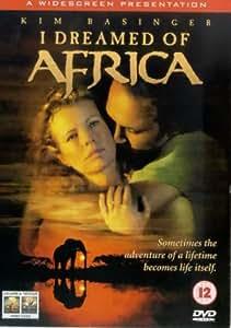 I Dreamed Of Africa [DVD] [2000] [2001]