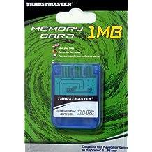 Memory Card 1 MB bleue