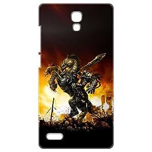 a AND b Designer Printed Mobile Back Cover / Back Case For Xiaomi Redmi Note / Xiaomi Redmi Note Prime (XOM_Note_3D_2217)