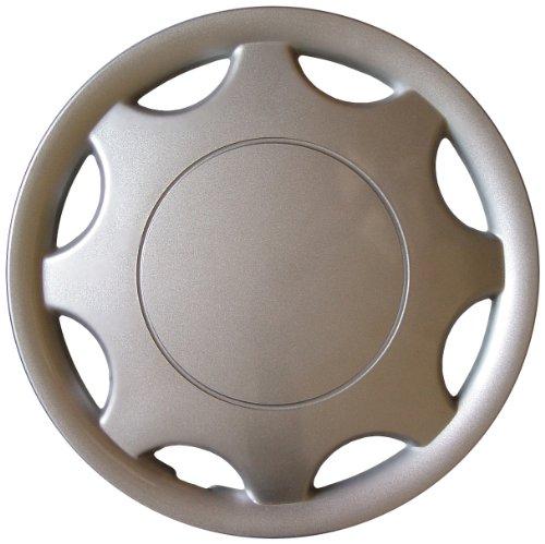 FARAD 1-206/14 Set 4 Universal Radkappen, 14 Zoll - 4-er - Stahl 17-zoll-rad