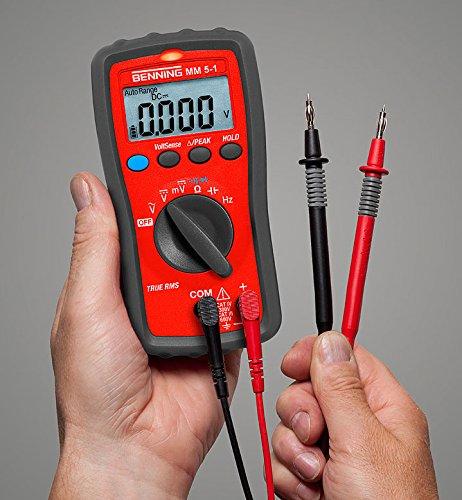 Benning 044070 MM 5-1 TRMS-Digital-Multimeter