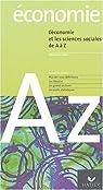 L'économie et les sciences sociales de A à Z par Capul