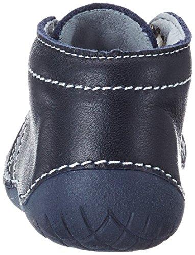 Richter KinderschuheRichie - Scarpine e pantofole primi passi  Bimbo 0-24 Blau (Atlantic)