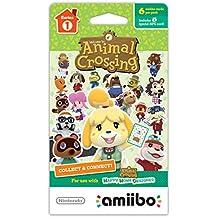 Nintendo Animal Crossing Cards - Series 1 - Juego de cartas
