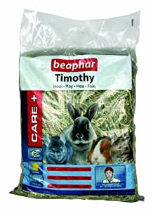 Foin de Phléoles Timothy Hay Care+ / Beaphar - Sac de 1 Kg