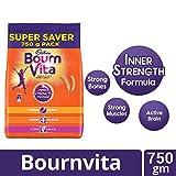 #2: Cadbury Bournvita Chocolate Health Drink, 750 gm Pouch