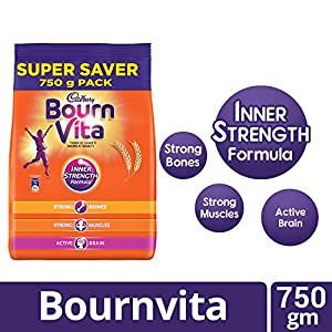 Bournvita Pro Health Chocolate Drink Pouch – 750 g