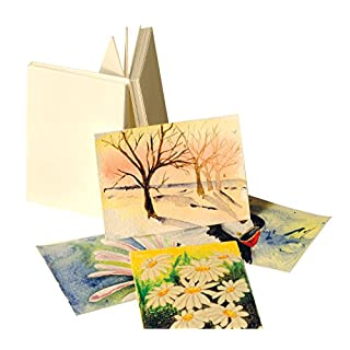 ARTCOE Paperwave Artists' Trading Cards (ACEO) Pack of 25. 3.5