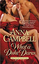 What a Duke Dares (Sons of Sin) by Anna Campbell (2014-08-26)