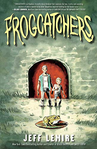 Frogcatchers (English Edition)