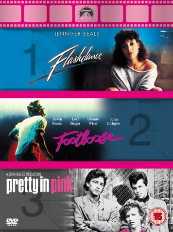 Bild von Flashdance / Footloose / Pretty In Pink [3 DVDs] [UK Import]