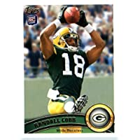 2011 Topps Football Card # 149 Randall Cobb RC - Green Bay Packers (RC - Rookie Card) NFL Trading Card