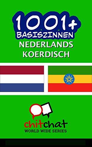 1001+ basiszinnen Nederlands - Koerdisch (Dutch Edition) por Jerry Greer