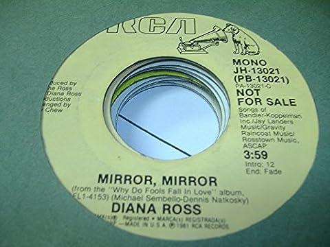 DIANA ROSS 45 RPM Mirror, Mirror / SAME