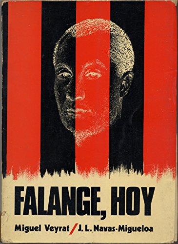 Falange, Hoy