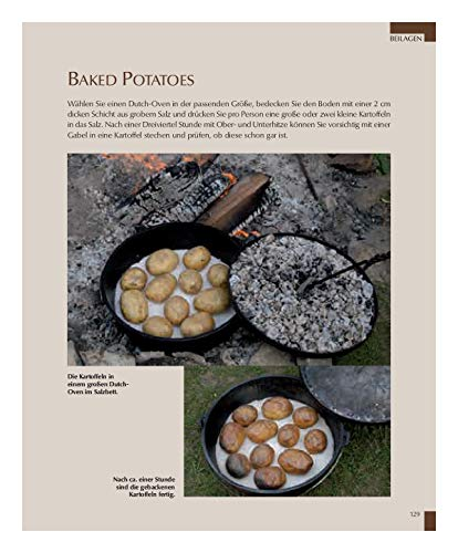 Dutch Oven – Kochen über offenem Feuer - 9