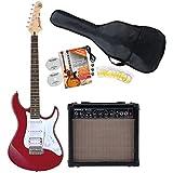 Yamaha Pacifica 012RM Red S de guitarra Starter Set