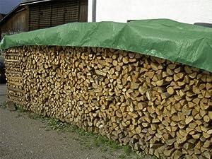 XXL Holz Abdeckplane 1,5 x 12 m