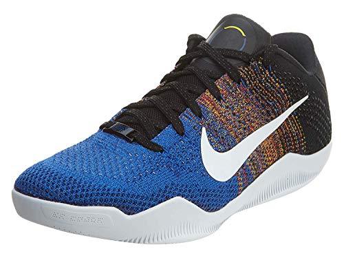 ... cheapest nike kobe xi elite low bhm zapatillas de baloncesto para hombre  azul naranja 08343 e4c18 3bae12e52c48f