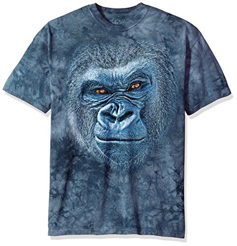 The Mountain Men's Smiling Gorilla T-Shirt